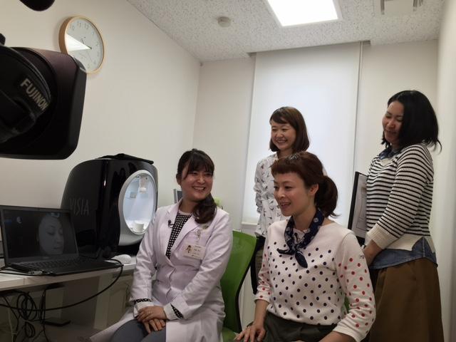 山口朝日放送「どき生てれび」に出演