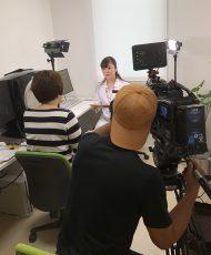 院長の伊藤医師がテレビ出演しました