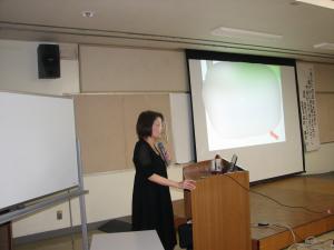 大野城市シニアクラブ連合会 健康講演会