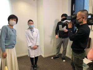 今週のKBCテレビ「とっても健康らんど」に出演します!
